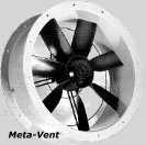 Light Casing Axial Fan